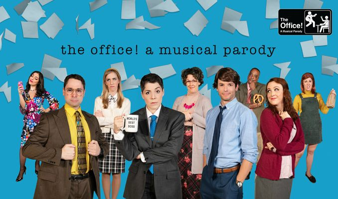 The Office! A Musical Parody tickets at City National Grove of Anaheim in Anaheim