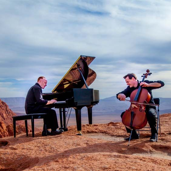 The Piano Guys Red Rocks Entertainment Concerts