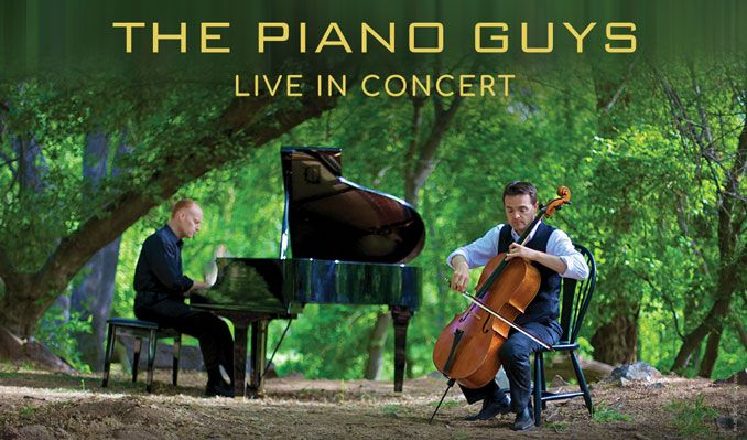 The Piano Guys tickets at Microsoft Theater in Los Angeles