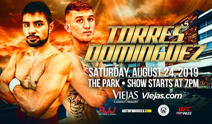 TORRES vs DOMINGUEZ tickets at Viejas Concerts in the Park in Alpine