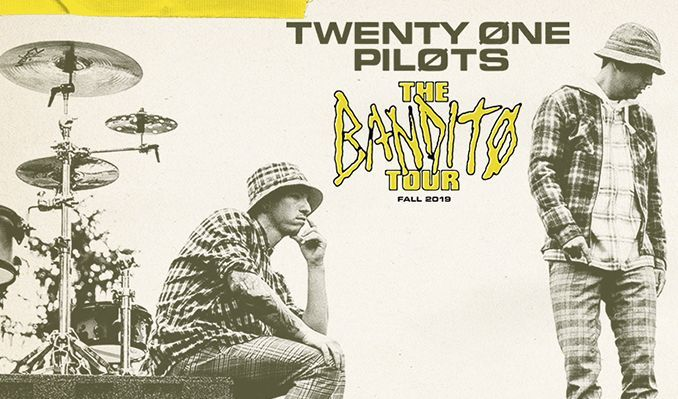 TWENTY ØNE PILØTS tickets at Vivint Smart Home Arena, Salt Lake City