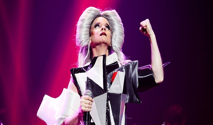 John Cameron Mitchell - CANCELLED  tickets at The Theatre at Ace Hotel in Los Angeles