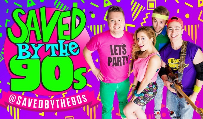Saved by the 90's tickets at Asbury Lanes in Asbury Park