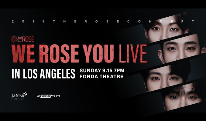 The Rose tickets at Fonda Theatre in Los Angeles