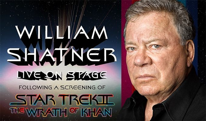 William Shatner tickets at Tilles Center in Greenvale