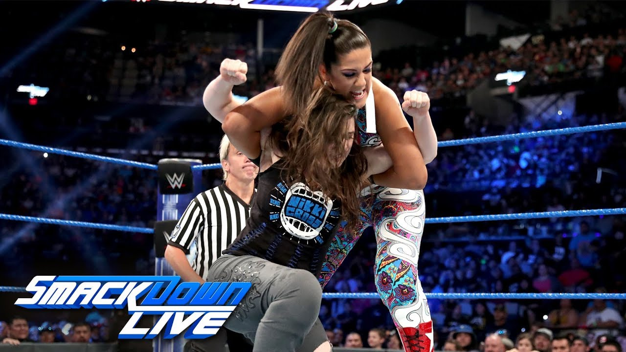 WWE Smackdown Live! coming to Kansas City's Sprint Center October 25, 2019