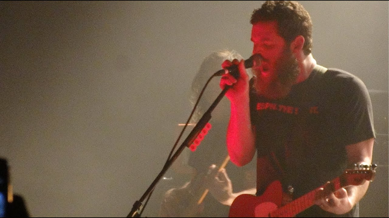 Manchester Orchestra announce 2019 'Mean Everything To Nothing' anniversary tour