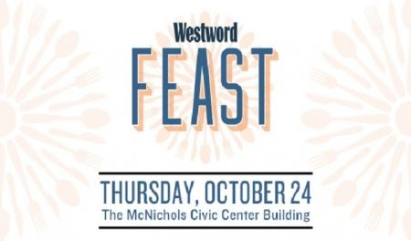 2019 Westword Feast Festival Flyer