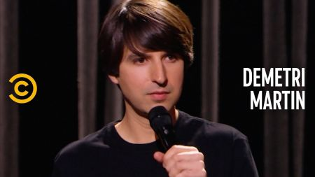 Demetri Martin Tour 2020 Demetri Martin expands Wandering Mind Tour with 2020 dates   AXS