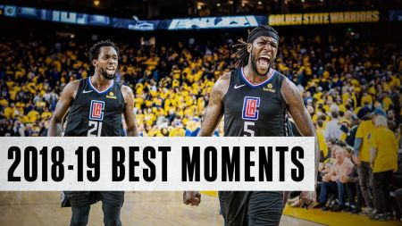 2019-20 LA Clippers schedule and home game tickets announced