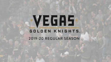 2019-20 Vegas Golden Knights tickets and home game schedule announced