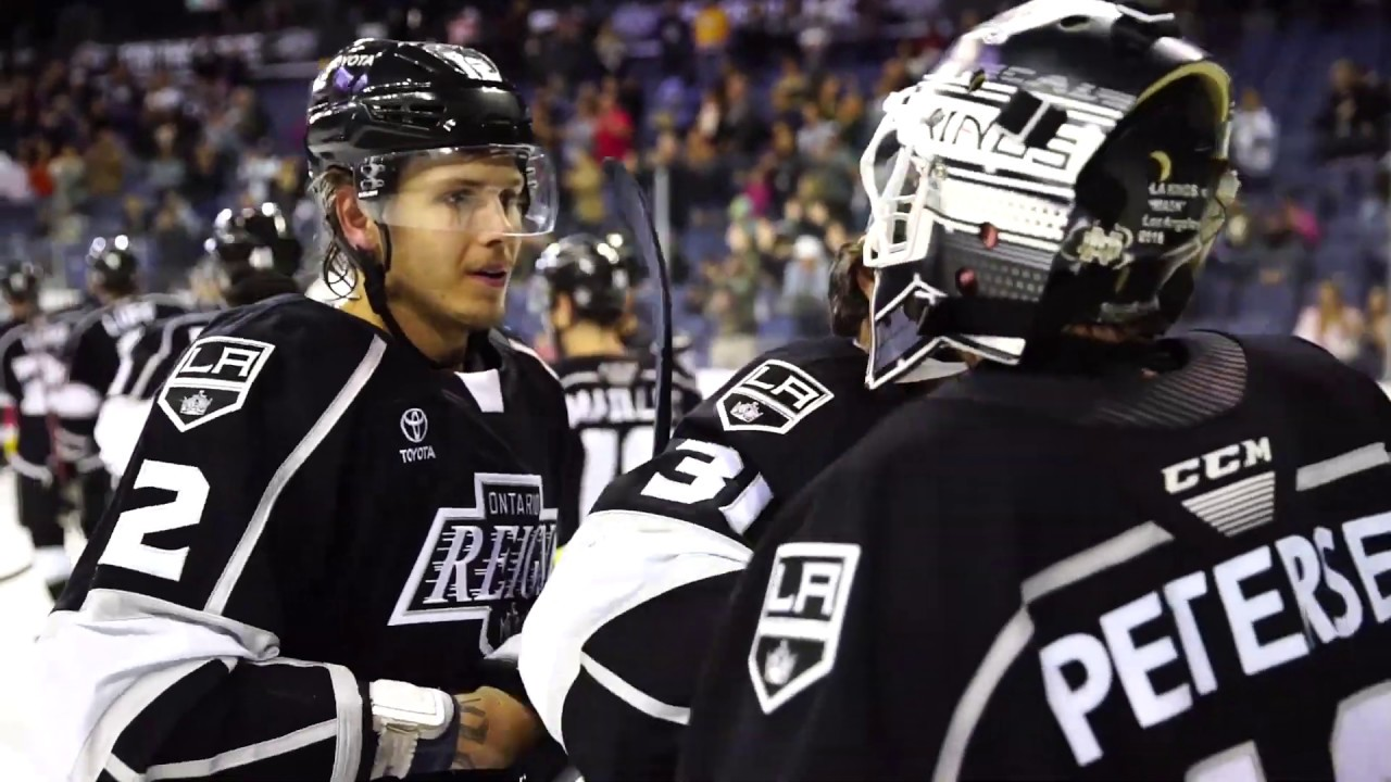 Ontario Reign 2019-20 regular season home game schedule and tickets announced