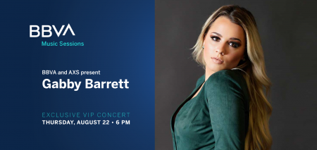 2019 BBVA Music Sessions: Gabby Barrett takes the stage in Birmingham
