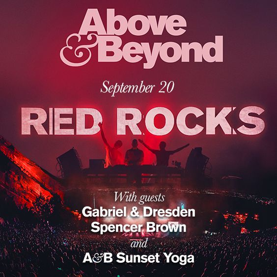 Image for Above & Beyond
