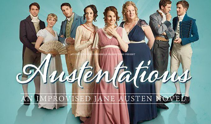 Austentatious tickets at Fortune Theatre, London