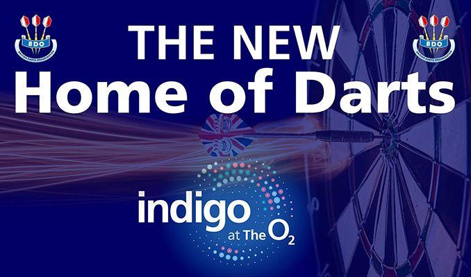 BDO Professional World Darts Championship tickets in London