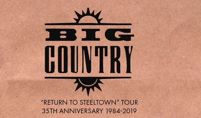 Big Country tickets at Dorking Halls, Dorking