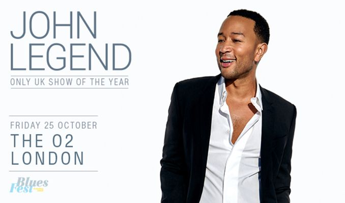 John Legend tickets at The O2 in London