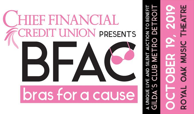 Bras For A Cause tickets at Royal Oak Music Theatre in Royal Oak
