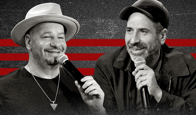 Bumping Mics: Jeff Ross & Dave Attell tickets at Xcite Center at Parx Casino in Bensalem