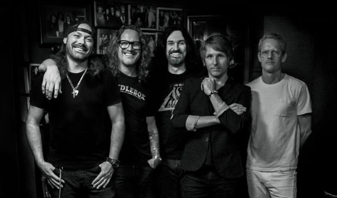 Candlebox tickets at Jannus Live, Saint Petersburg