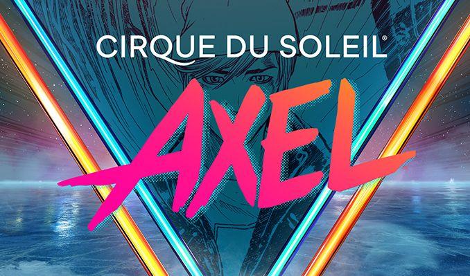 Cirque Du Soleil Axel Tickets In Kansas City At Sprint Center On