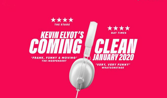 Coming Clean tickets at Trafalgar Studios, London