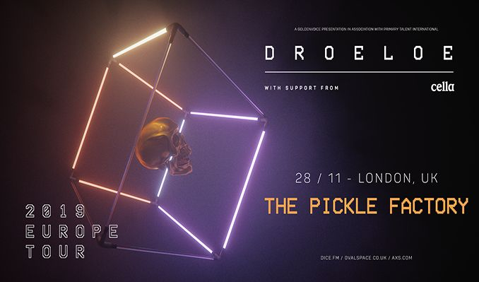 DROELOE tickets in London at The Pickle Factory on Thu, Nov
