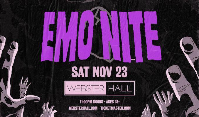 Emo Nite LA presents Emo Nite at Webster Hall