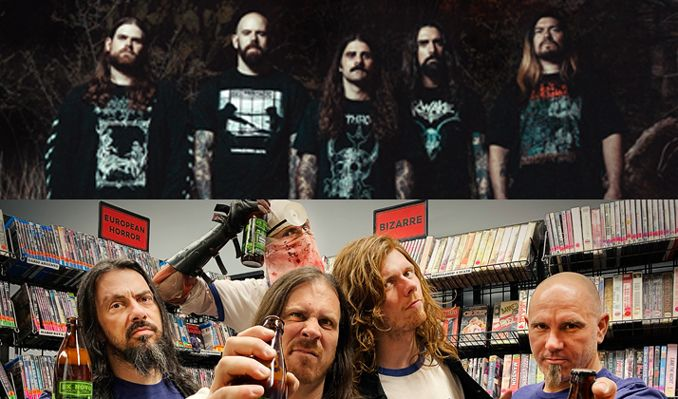 Exhumed / Gatecreeper tickets at ONCE Ballroom in Somerville