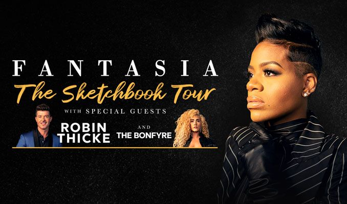 Fantasia tickets at Microsoft Theater in Los Angeles