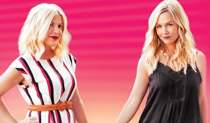 Jennie Garth & Tori Spelling Live: A Night to Remember tickets at Riverside Theater, Milwaukee
