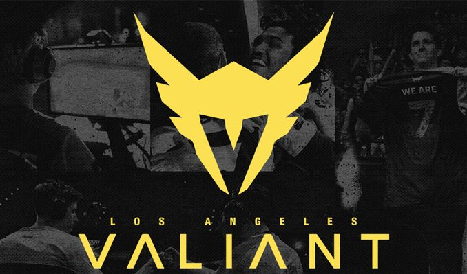 Los Angeles Valiant - Homestand - CANCELLED tickets at The Novo in Los Angeles