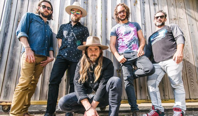 Lukas Nelson & Promise of the Real tickets at Ogden Theatre in Denver