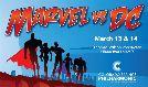 Marvel vs. DC tickets at Pikes Peak Center in Colorado Springs