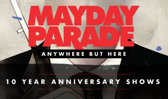 Mayday Parade Presents Anywhere But Here tickets in