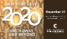 New Year's Eve: Broadway and Beyond tickets at Pikes Peak Center in Colorado Springs