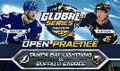 Open Practice 2019 NHL Global Series: Tampa Bay Lightning & Buffalo Sabres tickets at ERICSSON GLOBE/Stockholm Live in Stockholm