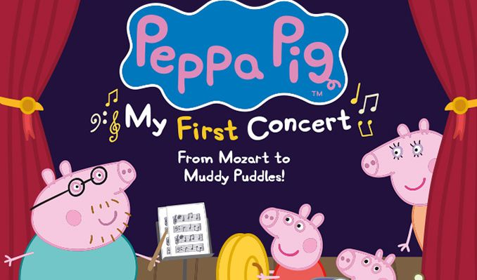 Peppa Pig - 24th - 26th August 2019 tickets at Royal Festival Hall in London