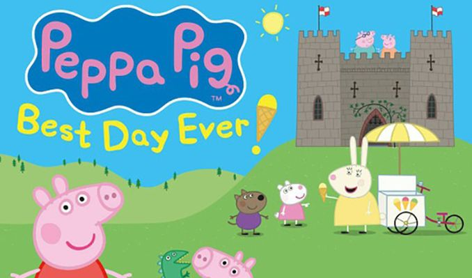 Peppa Pig's Best Day Ever - Booking until 5 January 2020 tickets at Duke Of York's Theatre in London