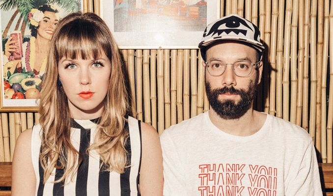 Pomplamoose tickets at The Sinclair, Cambridge tickets at The Sinclair, Cambridge