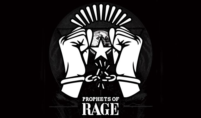 Prophets of Rage - Sold Out tickets at The Mayan in Los Angeles