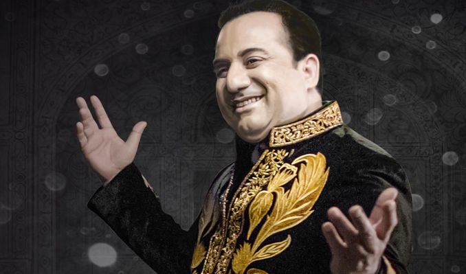 Rahat Fateh Ali Khan tickets at Infinite Energy Arena in Duluth