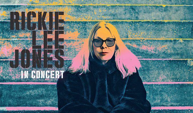 Rickie Lee Jones tickets at St George's in Bristol