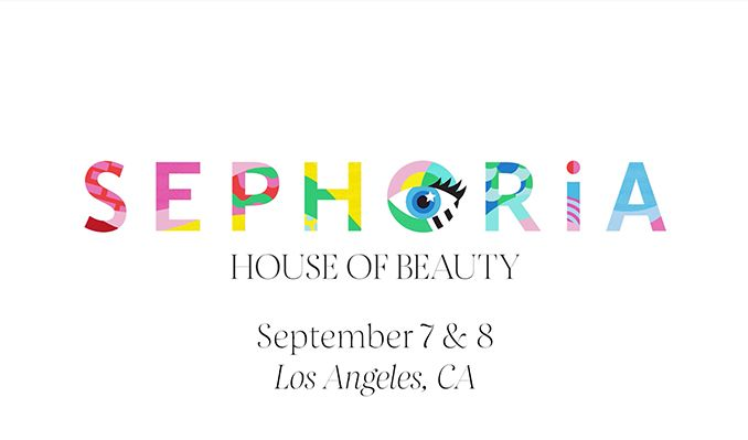 Sephoria House of Beauty tickets at Shrine Expo Hall & Grounds in Los Angeles
