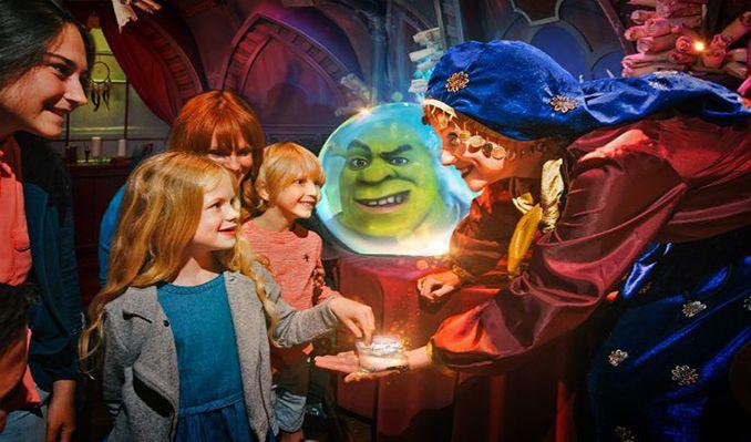Shrek tickets at London County Hall, London