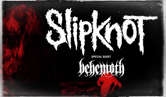 Slipknot tickets at ERICSSON GLOBE/Stockholm Live in Stockholm