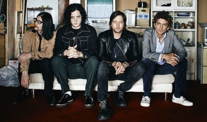 The Raconteurs tickets at Kings Theatre in Brooklyn