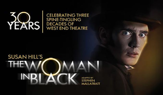 The Woman In Black - Booking until 26 September 2020 tickets at Fortune Theatre in London