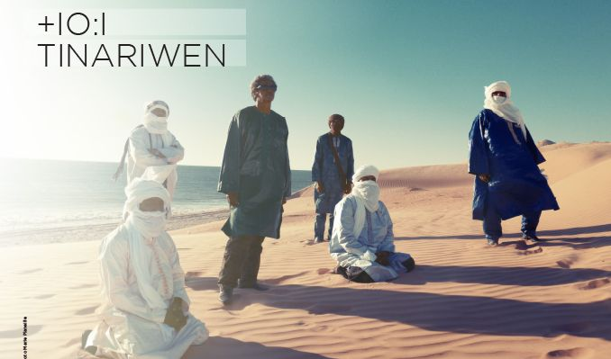 Tinariwen tickets at The Mayan in Los Angeles